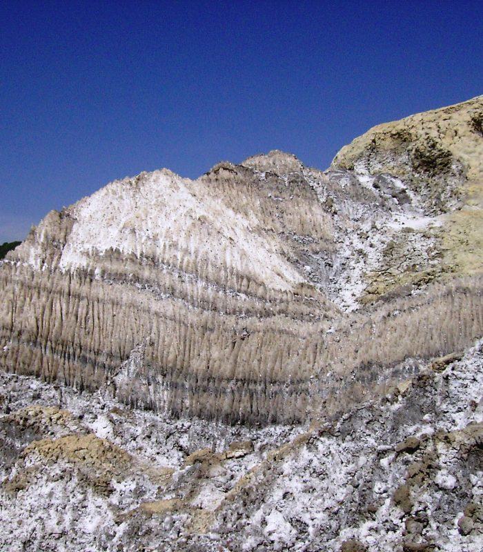 Lapiezuri sare - Canionul Praid 4